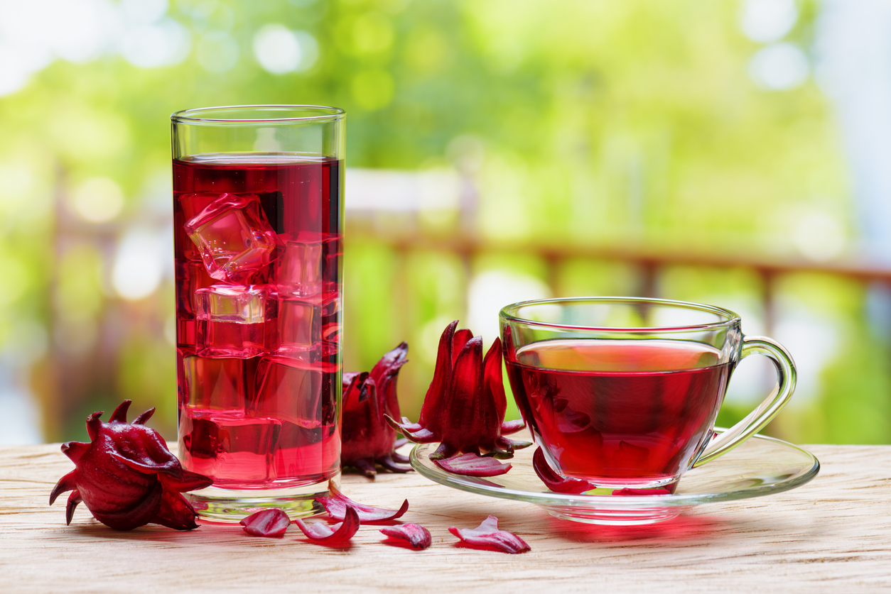 Tisane-froide-hibiscus Acceuil
