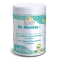 be-Munitas -probiotique-flore-intestinale-Complement-Be-life