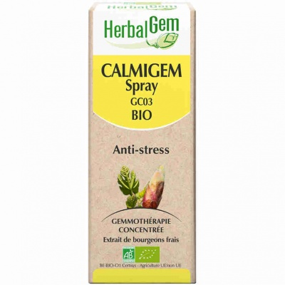Calmigem spray ant-stress Herbalgem