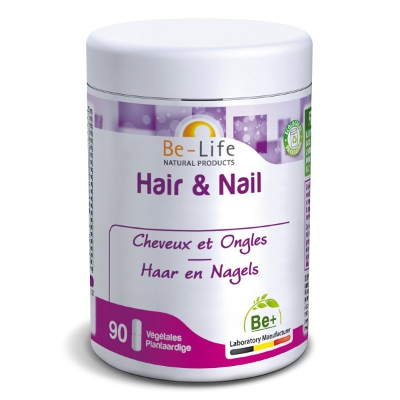 Hair Nail Peau ongle cheveu Complement Be life