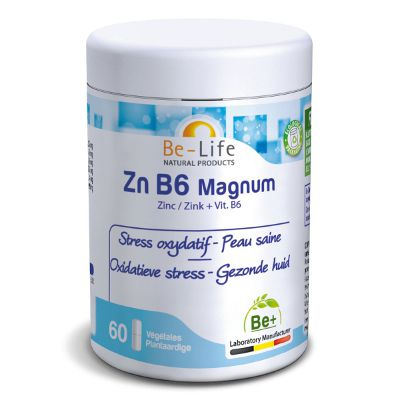 Zn B6 Magnum Zinc Vitamine B Complement Be life