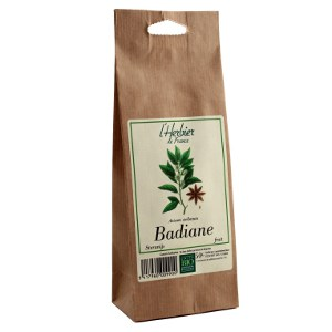 badiane fruit tisane bio
